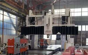 Machining Center with Five-face Machining Equipment